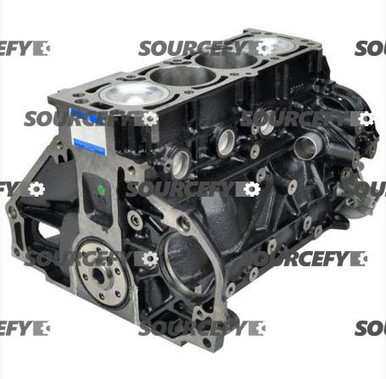 SHORT BLOCK (NEW GM 2.4L)