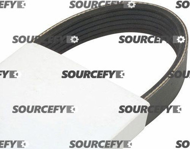 FAN BELT (SERPENTINE) 1377755 for Clark, Hyster