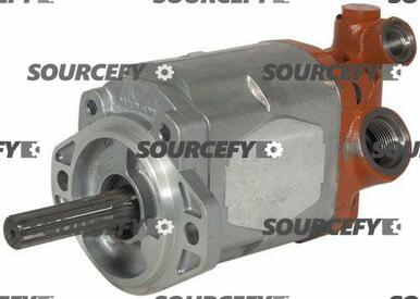 HYDRAULIC PUMP 9167136200, 91671-36200 for Mitsubishi and Caterpillar